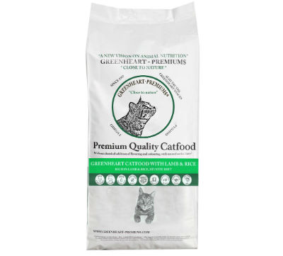 Greenheart Catfood Lamb&Rice