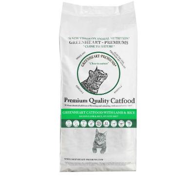 Greenheart Catfood Lamb&Rice