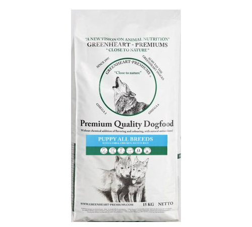 Puppy All Breeds Greenheart Premiums