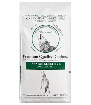Greenheart Senior Sensitive