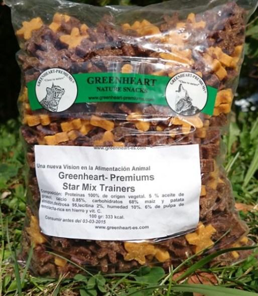 Star Mix Trainers snacks dee Greenheart