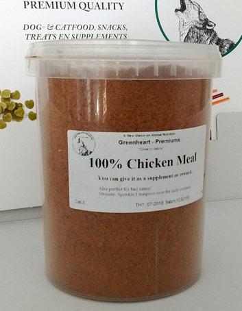 Harina de pollo biológico Greenheart
