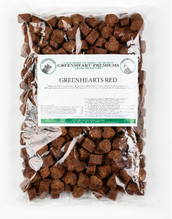 Greenhearts Red 1 kg