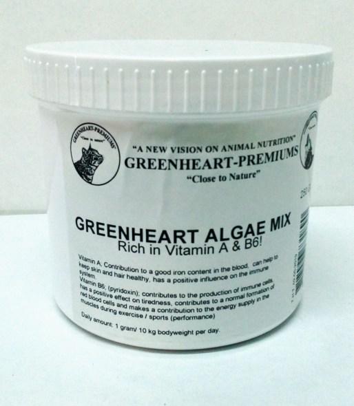 Greenheart Algae Mix