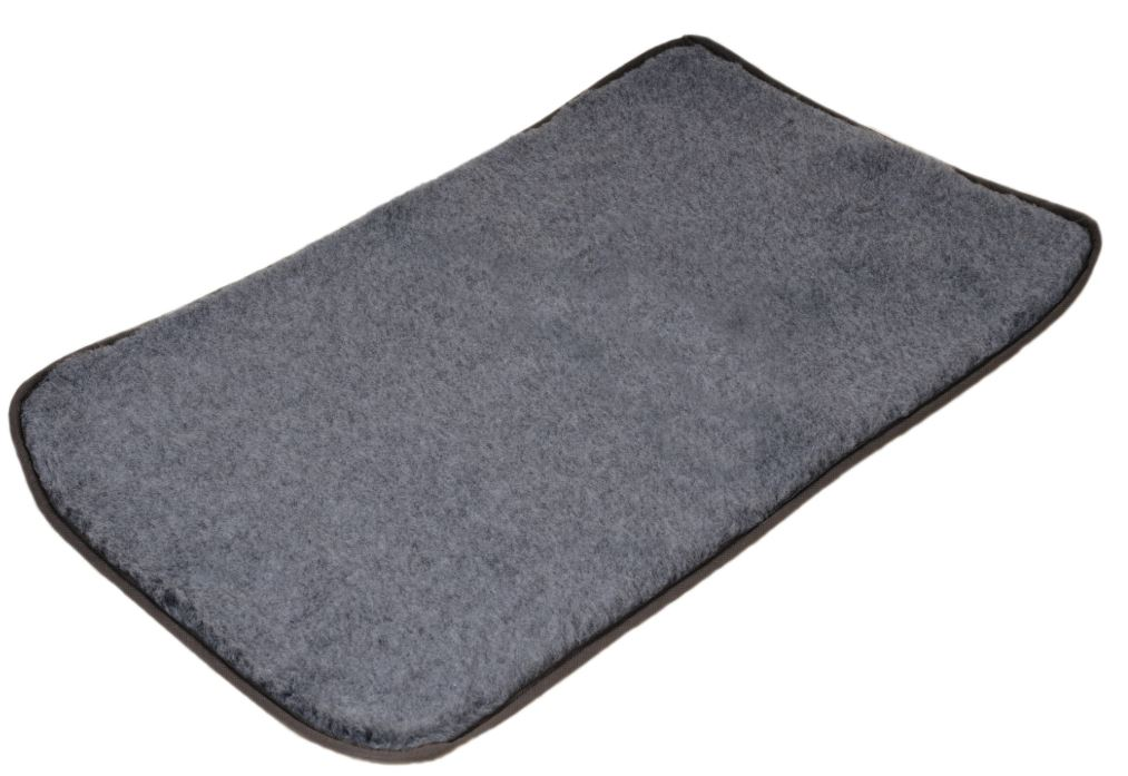 Alfombra gris 75×50 cm - Greenheart España