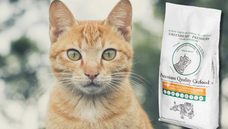 Senior, para gatos mayores y/o esterilizados