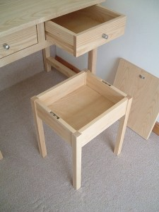 Stool with removable lid