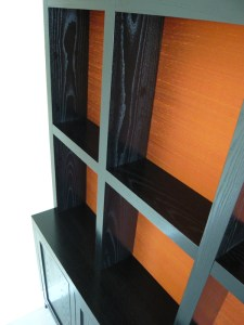 Ebony alcoves