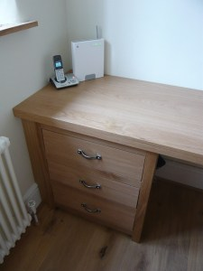 Study drawer unit