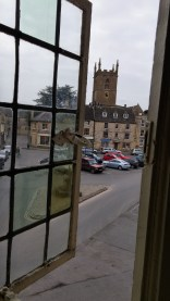 Stow - View from window