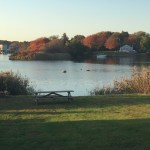 Green Hill Pond Rhode Island