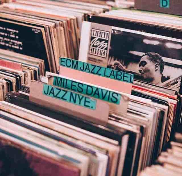 Jazz records
