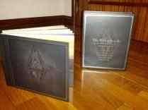 """TES Anthology, o """"livro"""" e sua caixinha"""