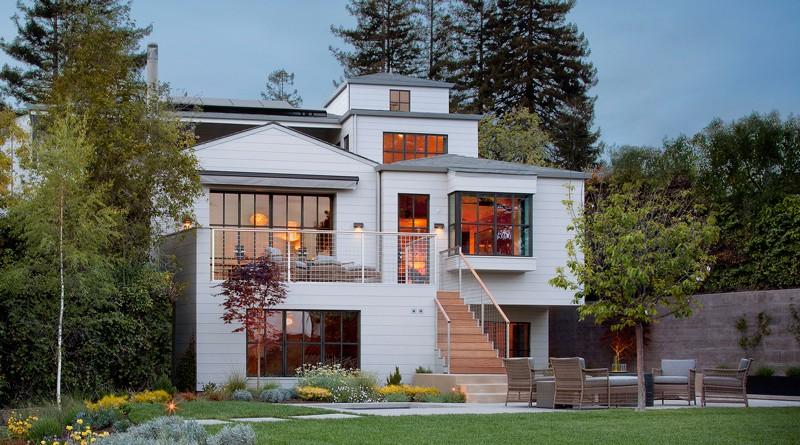 Sherry Williamson Design & Andrew Mann Architecture Showcases Minimalist Luxury
