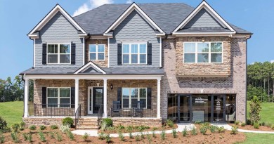 Meritage Homes: Green is their Brand