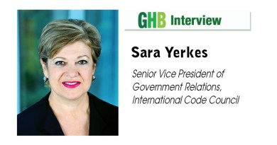 The GHB Interview: Sarah Yerkes