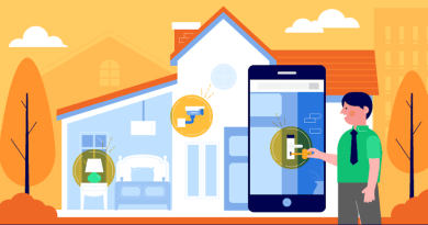How Smart Homes Take Over The World (Infographic)