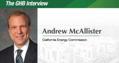 The Featured Interview: Andrew McAllister, Commissioner of the California Energy Commission