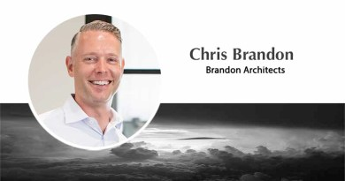 Chris Brandon talks about outdoor space.