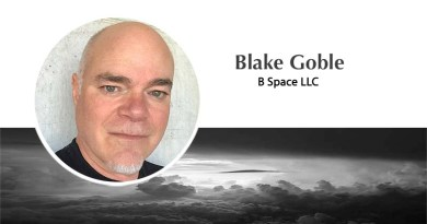 Blake Goble head shot
