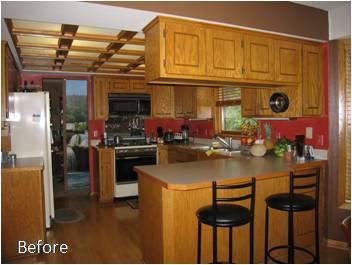 Moh Design Kitchen Before