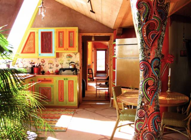 Image result for earthship new mexico