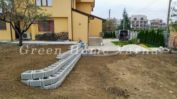 Нов прочит на бетонни кашпи