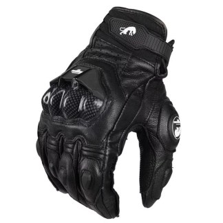 Leather  Armed  Gloves available in 2 colors
