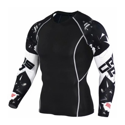 Rashguard Compressed T-Shirt available in 4 colors