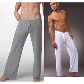 Silk Pajama Bottoms available in 4 colors