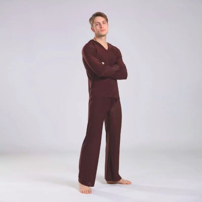 Silk Pajama available in 4 colors