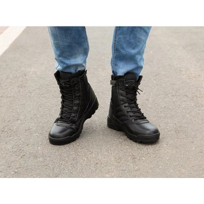 Winter Breathable Boots available in 2 colors