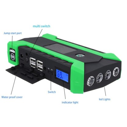 Car Battery Multibooster