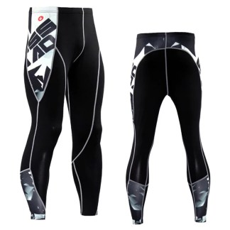Rashguard Compressed Bottoms available in 3 colors