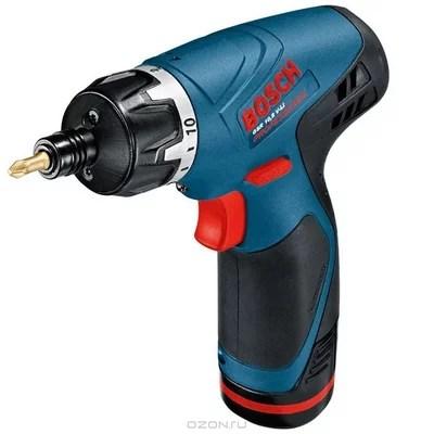 Bosch GSR 10.8 Li