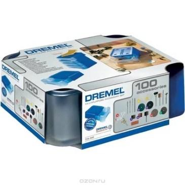 Dremel MAS 720 многофункциональный набор из 100 насадок (26150720J