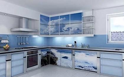 Фотопанели в интерьере - Кухня