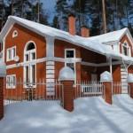 Как выбрать толщину стены кирпичного дома - GreenhouseBay.ru
