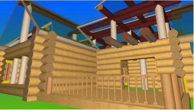 Проект дома из кедра 210 м3