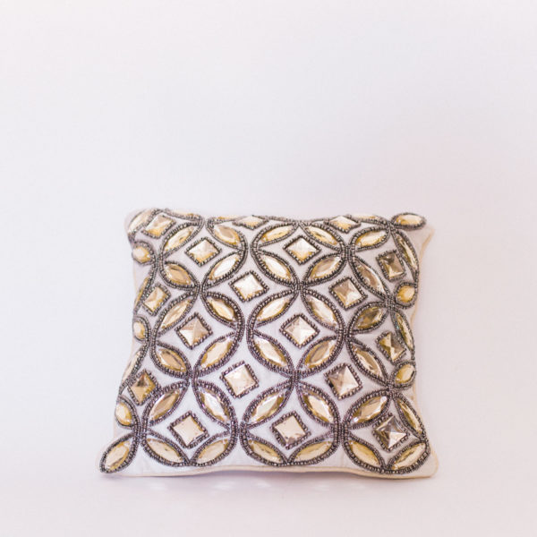https greenhousepickersisters com product gold beaded pillows