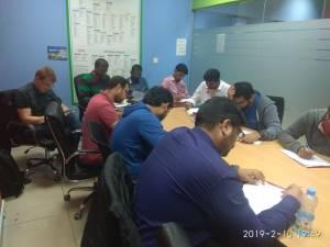 UPDA QCDD PMP Training