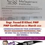 Latest Success stories of MMUP UPDA Exam – 17 Feb 20- 05 Mar 20