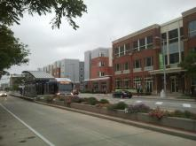 Euclid Commons student housing development at CSU