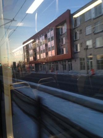Hamline-Midway station