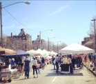 Farmer's Market at Shaker Square