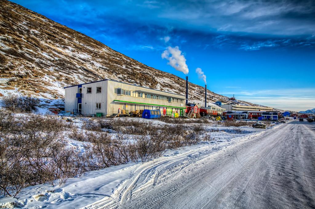 Kangerlussuaq city