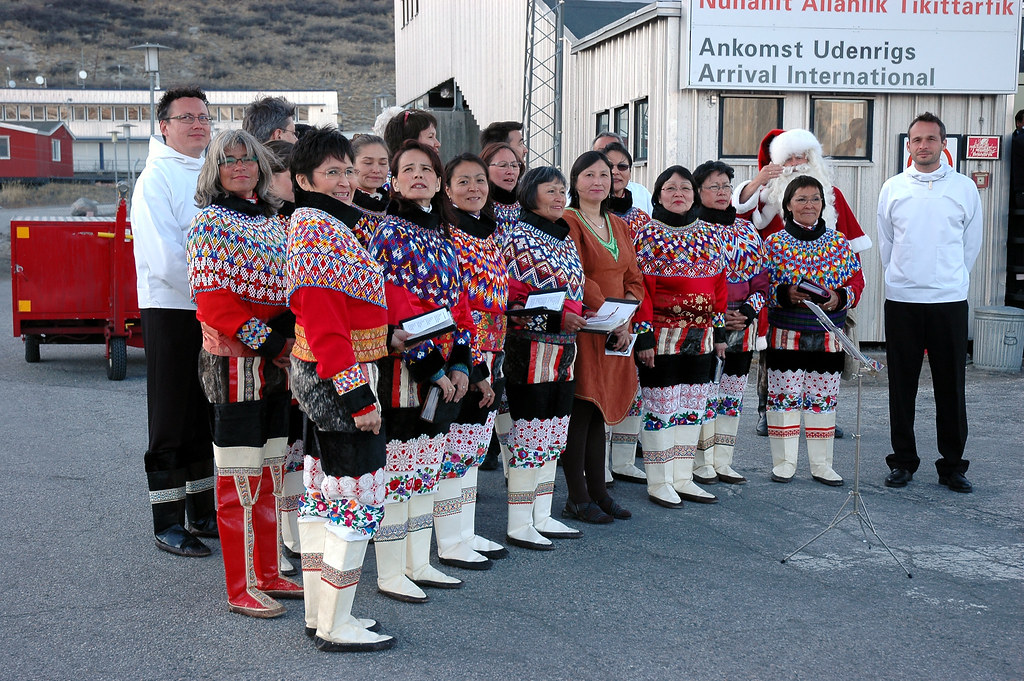 peoples greenland culture