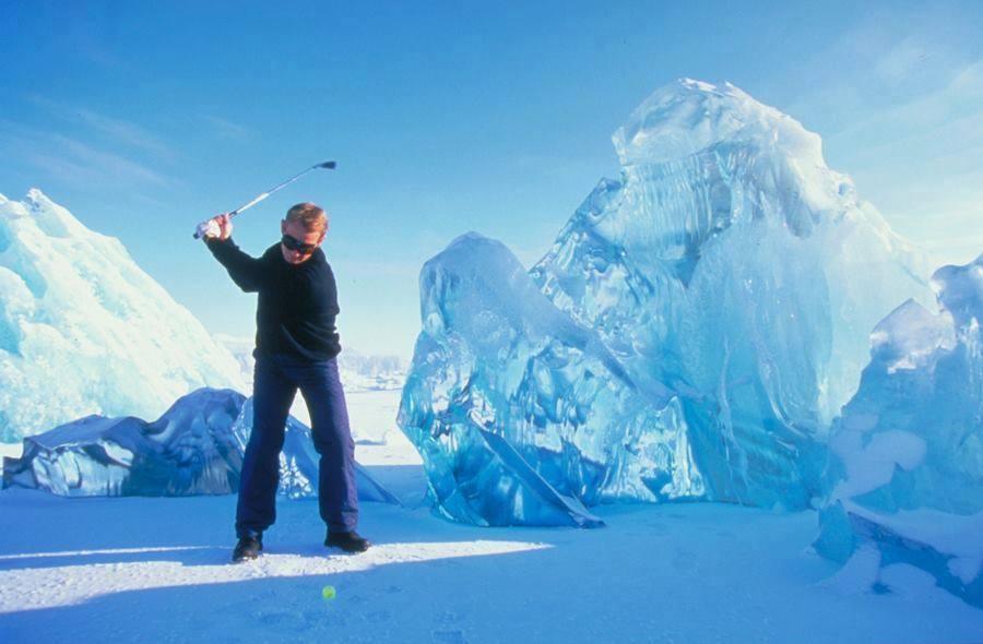 Uummannaq icegolf