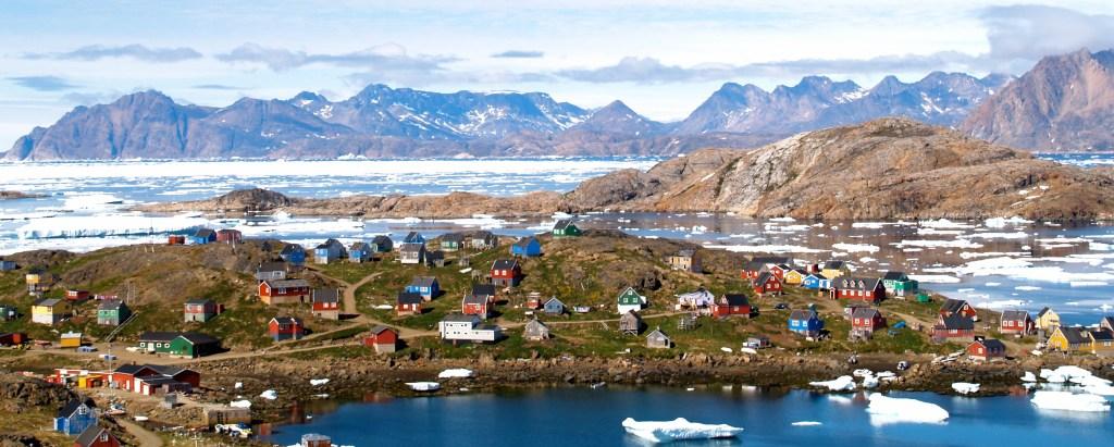 Village of Kulusuk