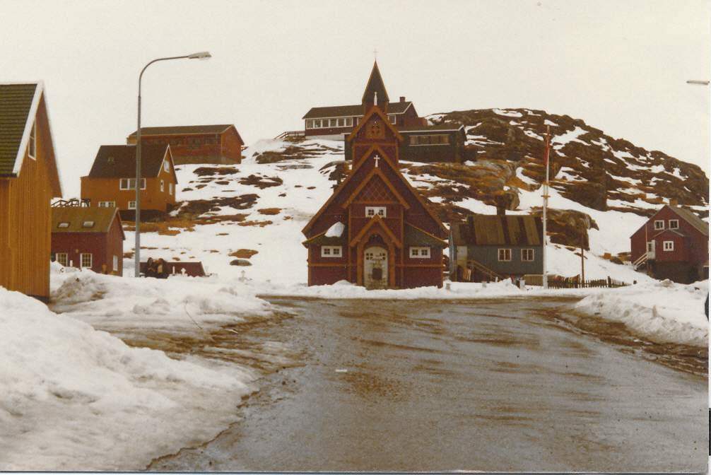 Paamiut church